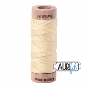 Aurifloss - 6-strand cotton floss - 2110 (Light Lemon)